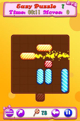 Candy Gravity Block