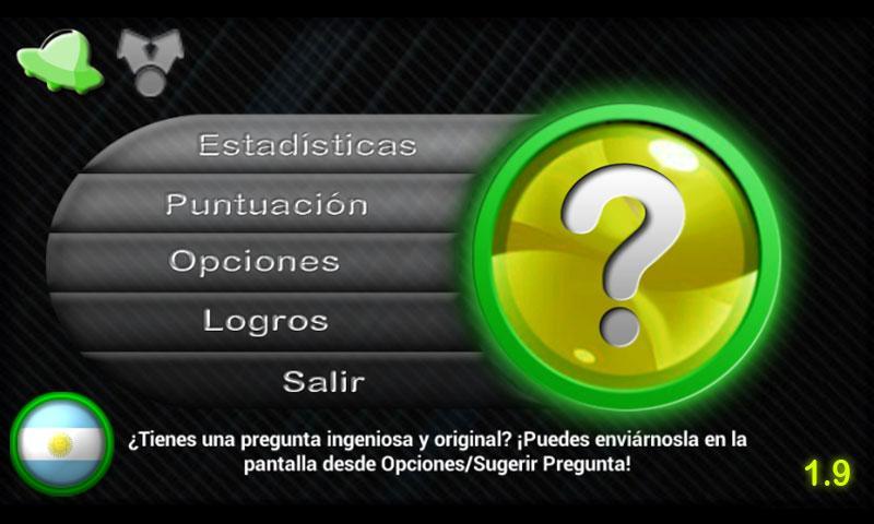 El Preguntón Trivia- screenshot