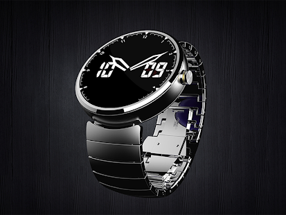 A36 WatchFace for Moto 360 - náhled