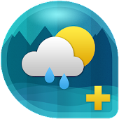 Meteo & Clock Widget non Ads