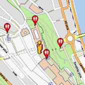 Budapest Amenities Map