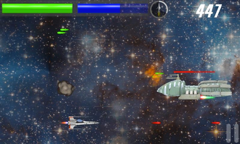 Cosmic Destroyer (Free) *BETA* - screenshot