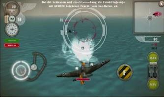 Screenshot of BATTLE KILLER STUKA 3D DEMO