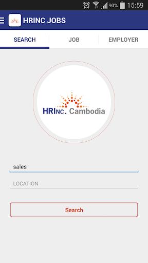 JOBS HRINC - CAMBODIA