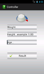 Weight Controller - screenshot thumbnail