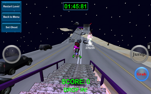 Mad Freebording Snowboarding F- screenshot thumbnail