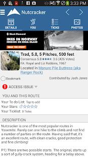 Mountain Project - screenshot thumbnail