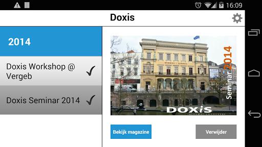 Doxis Magazine
