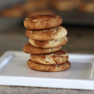 Snickerdoodle Cookies Without Butter Recipes.