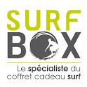 Surf Box coffret cadeau Surf logo