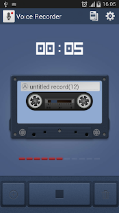 Voice Recorder - screenshot thumbnail
