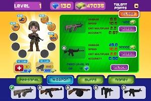 Screenshot of 3D Shooter Toy Patrol
