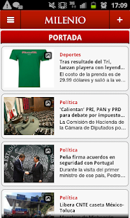 Milenio - screenshot thumbnail