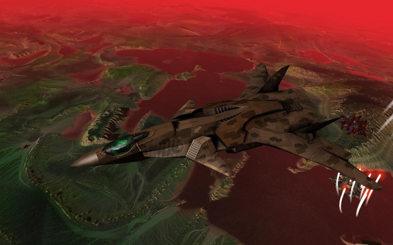 Fractal Combat X (Premium) - screenshot