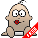 Baby Cards - Free icon