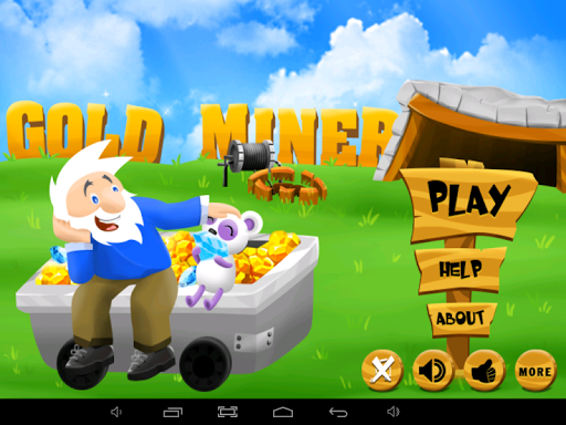 Gold Miner: Gold Rush Game