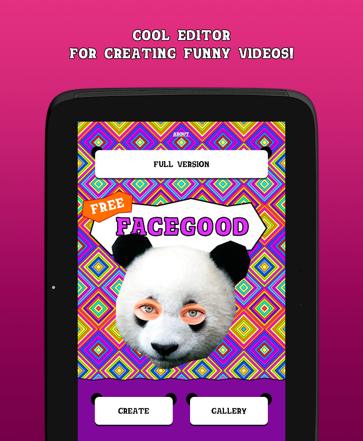 Facegood Free Video Editor- screenshot