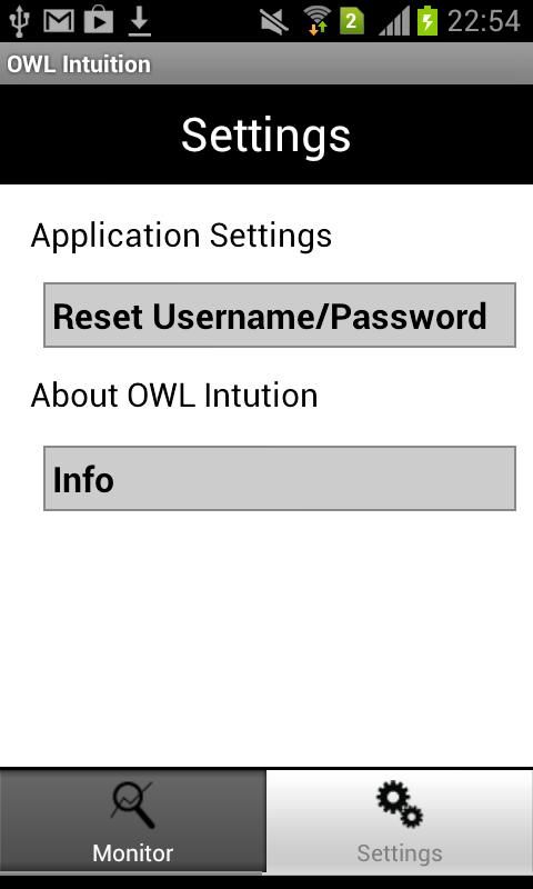 OWL Intuition Old Version- screenshot