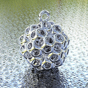 BRO DODECAHEDRON2 PENDANT