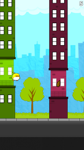 City Bird Flyer - screenshot thumbnail