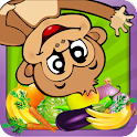 Scimmia Fruit Game icon