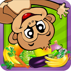 Yunky Monkey: Fruit Saga Game for PC and MAC