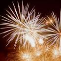 Fireworks Slide Show Wallpaper logo