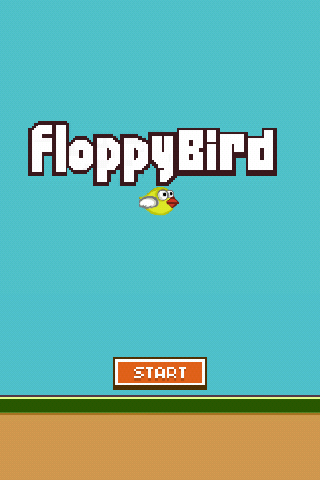 Floopy Cute Bird