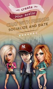 Galaxy - Chat & Play - screenshot thumbnail