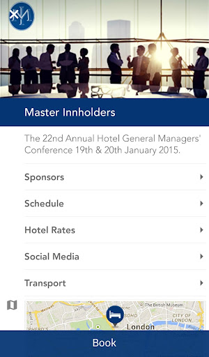 Master Innholders Conference