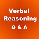 Verbal Reasoning Q & A mobile app icon