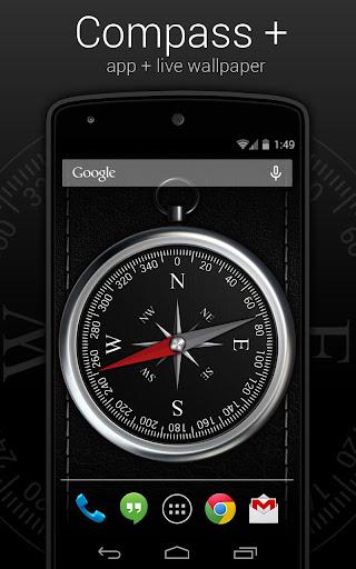 Compass + Wallpaper PRO