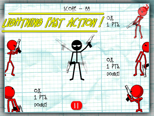 Gun Fu: Stickman Edition v1.7.2 Mod [Free Shopping]