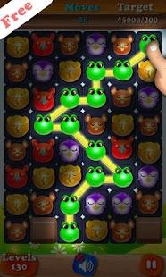 Puzzle Pets Line Screenshot 2