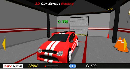 3D Car Street Racing
