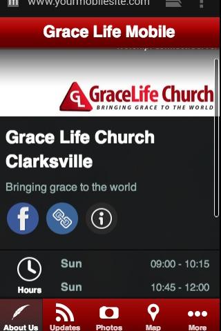 Grace Life Church Clarksville
