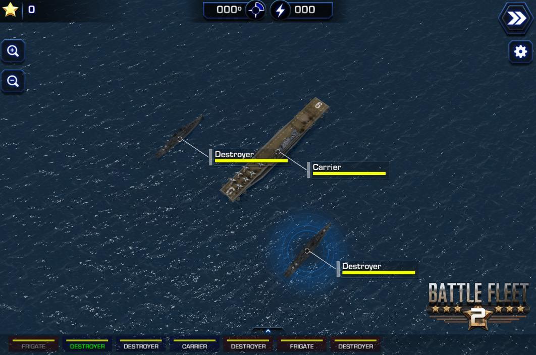 Battle Fleet 2 screenshot #13