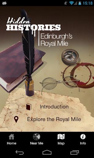 免費下載旅遊APP|Hidden Histories: Royal Mile app開箱文|APP開箱王