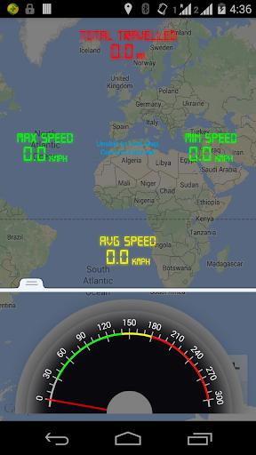 My Speed - SpeedoMeter