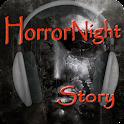 Horror Night Story icon