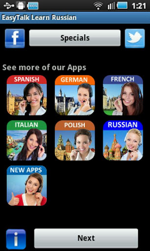 玩教育App|EasyTalk Learn Russian免費|APP試玩