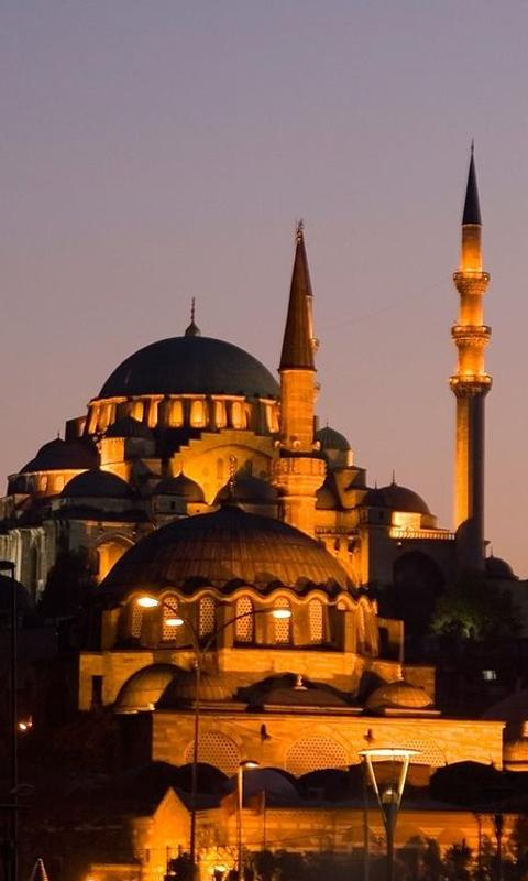 Beautiful Mosques Wallpapers - screenshot