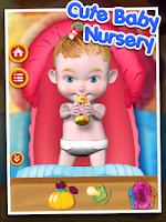 Screenshot of Baby Care Nursery - Kids Game