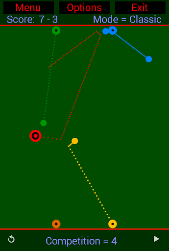 Birkball Table Soccer Screenshot