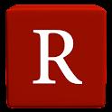 RedReader Beta logo