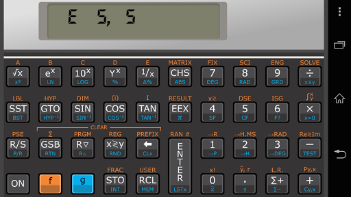 Andro15C scientific calculator