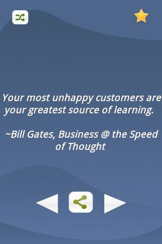 Business Quotes- screenshot