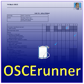 OSCE runner Marking