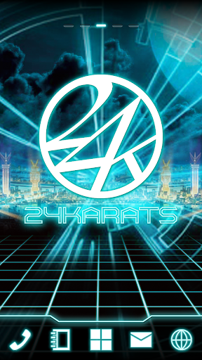 24karats-LASER Theme