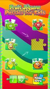 Hry Skládačky Pro Děti - Ovoce - náhled